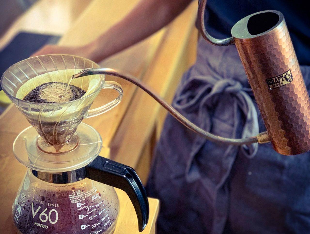 【ドリップコーヒー】時間の余白と、心のゆとりを楽しむ贅沢時間はじめました