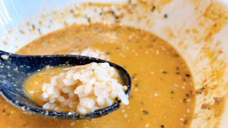 四川担々麺 つゆが有るわけで、