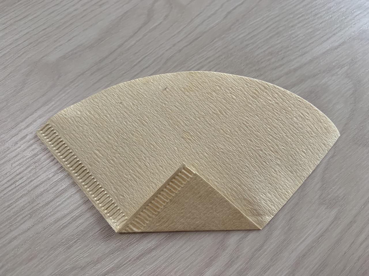 円錐形フィルターを台形にするのも可能