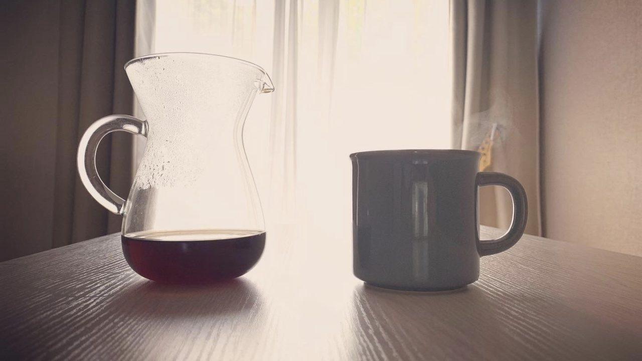 RO水で作ったコーヒーの感想は??