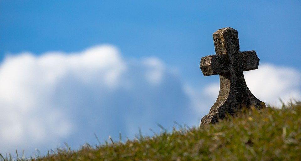 墓場には何も持っていけない