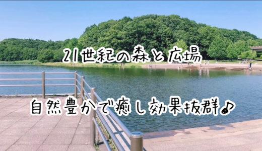 【公園】松戸にある「21世紀の森と広場」が自然豊かで癒し効果抜群!!