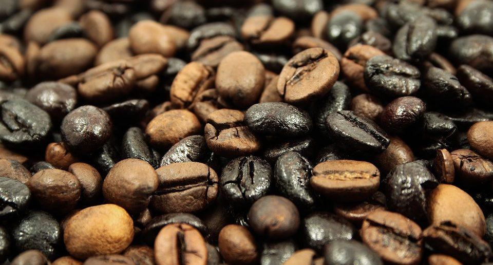 コーヒーの焙煎度合いは8種類あります