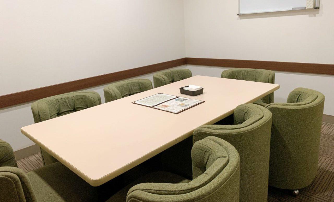 レンタル会議室が利用できる喫茶店