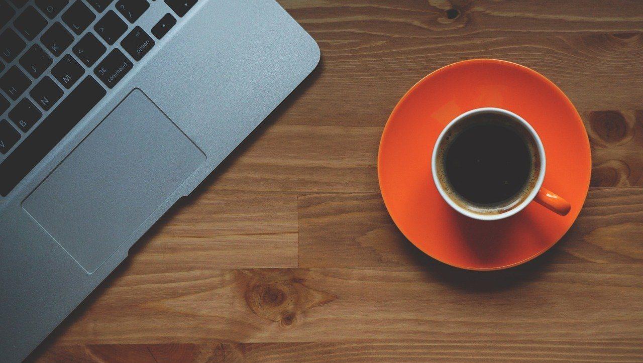 コーヒーを飲んでいるとより効果的