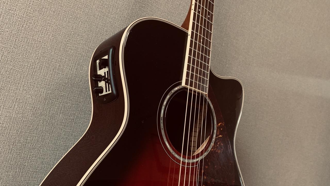 エレアコ(エレクトリックアコースティックギター)