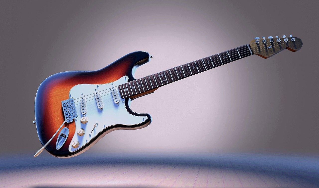 エレキギター本体