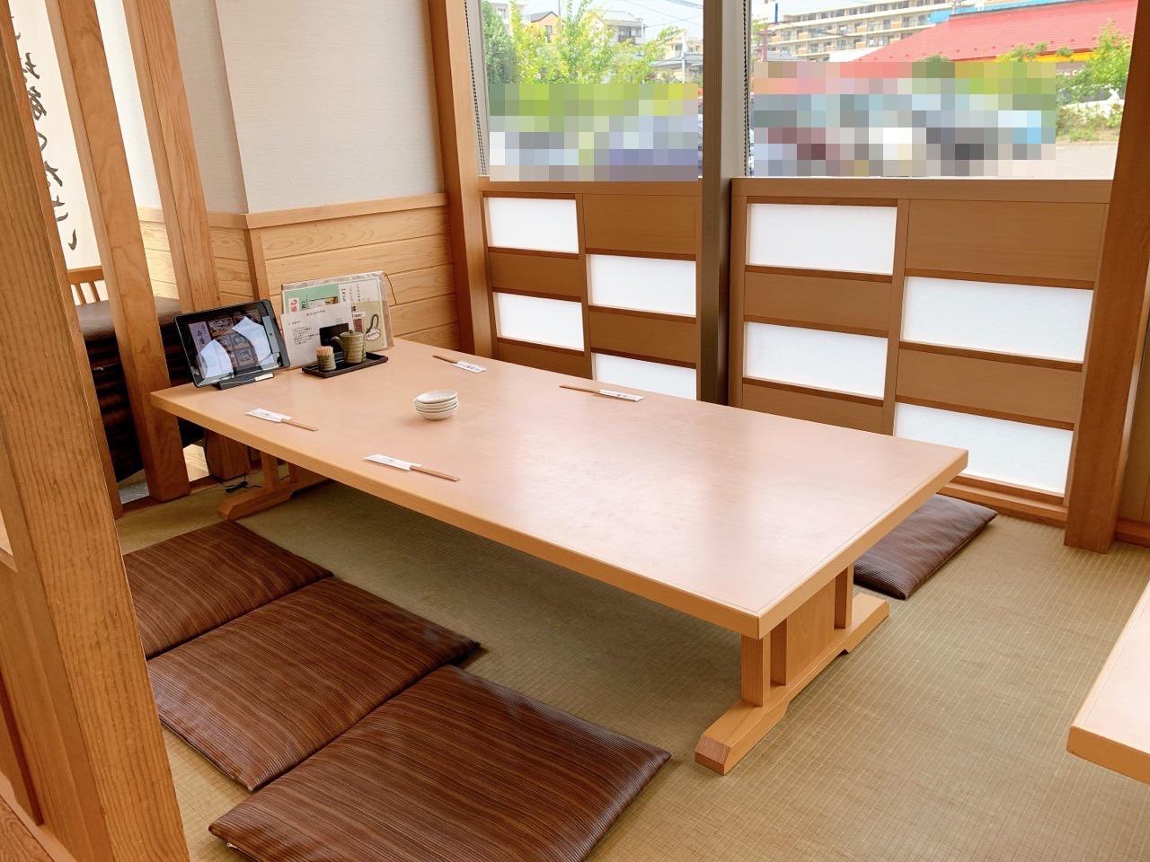 佐渡の寿司 弁慶 イオン新潟青山店の雰囲気やメニューについて