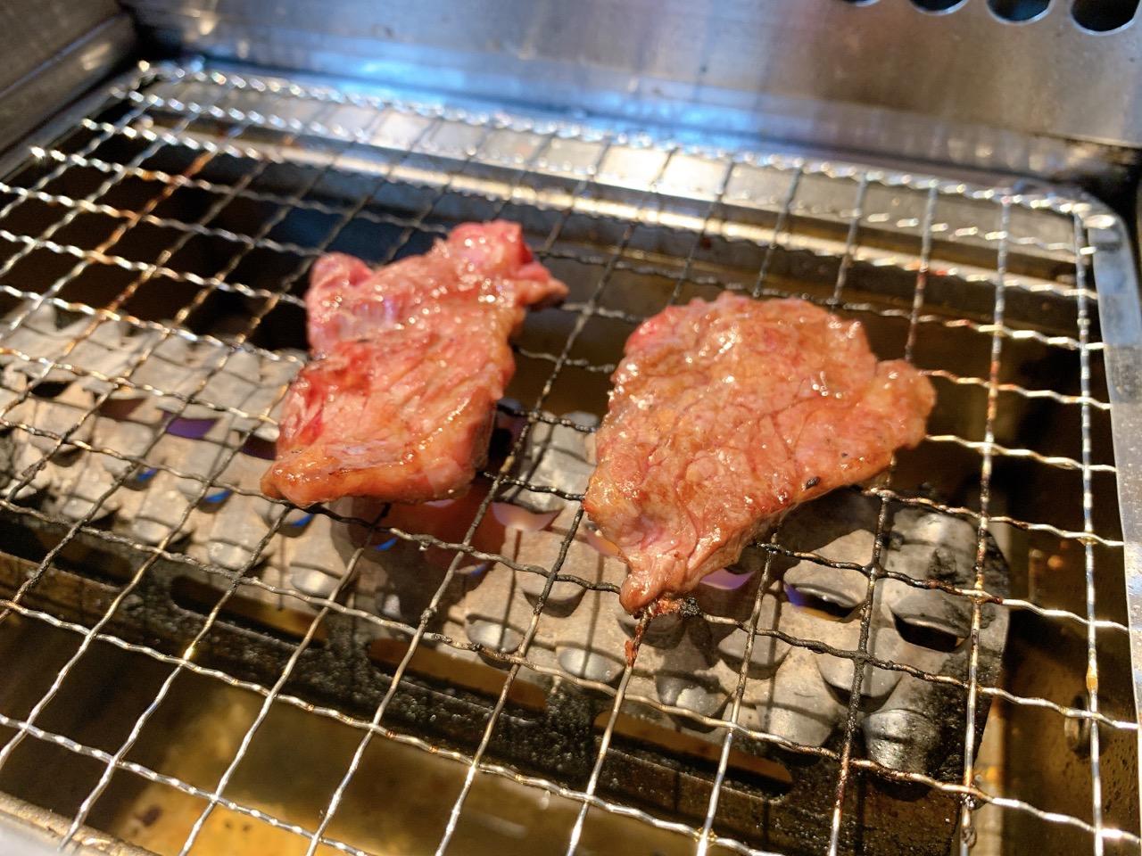 焼肉ライク 松戸南花島店でランチしてみた