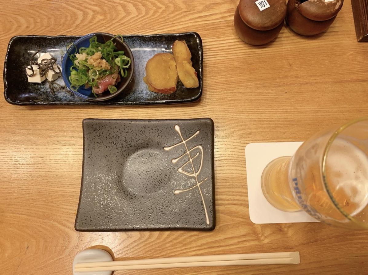 車 渋谷南口店の個室でコースメニューを満喫してみた