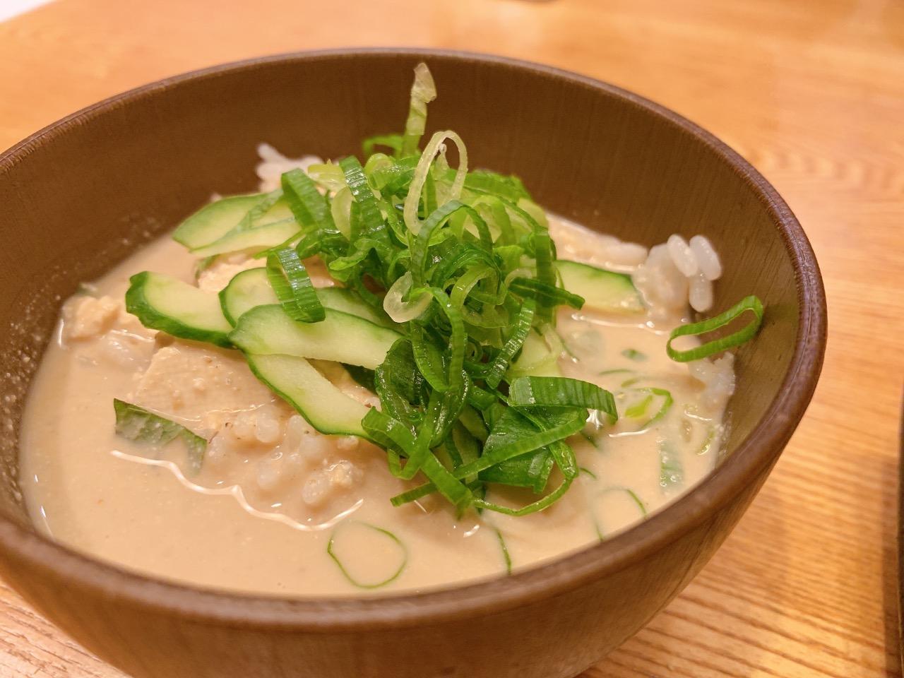 冷汁(宮崎郷土料理)