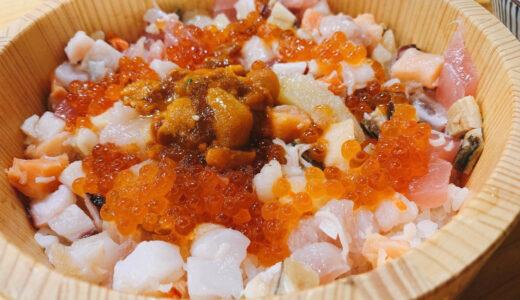 【築地】ハレの日食堂で元祖 海鮮ひつまぶしを食べてきた!メニューや雰囲気を紹介