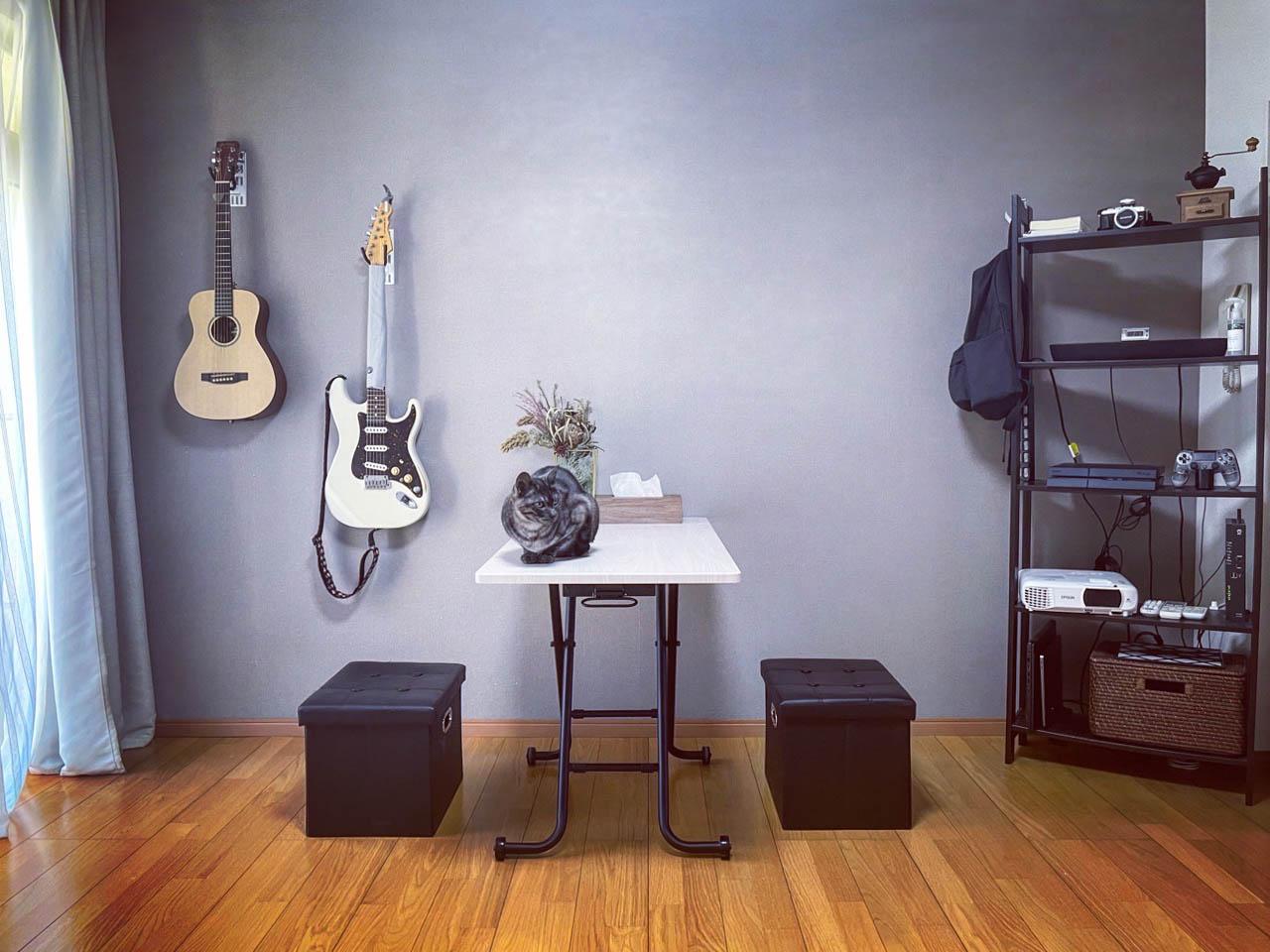 まとめ:賃貸で壁掛けギタースタンドを実現したい方におすすめ!