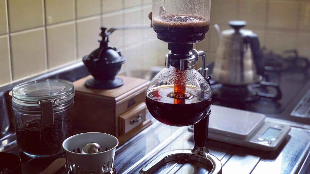 そもそもサイフォンコーヒーとは?
