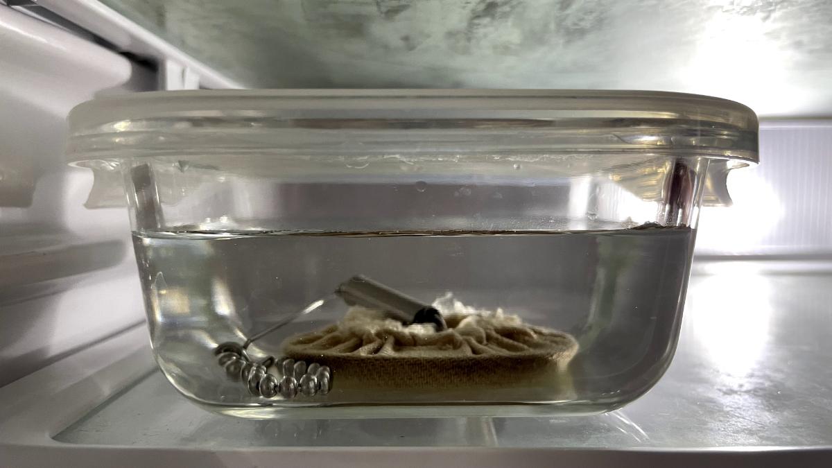 ろ過器の保存方法