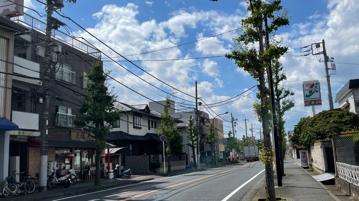 【松戸市上本郷】大福元 南花島店の行き方や雰囲気