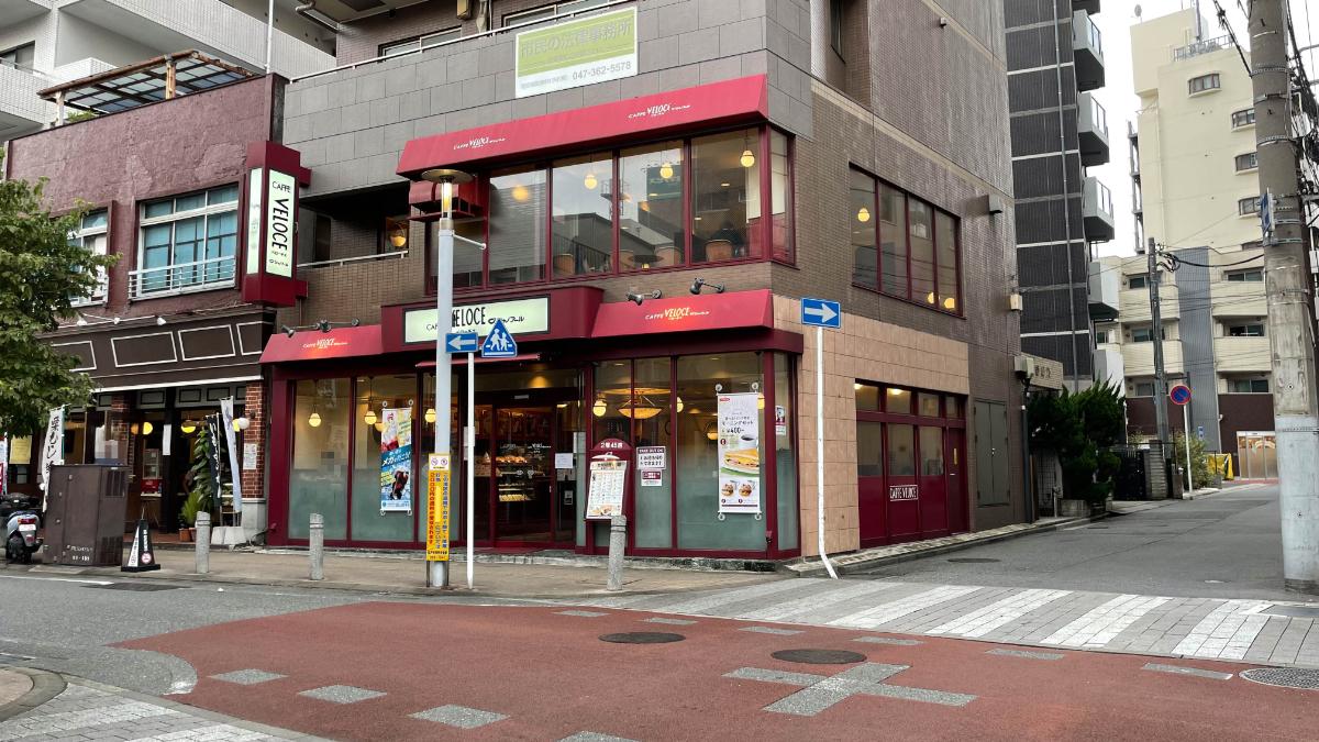 カフェ・ベローチェ 松戸店|行き方や雰囲気